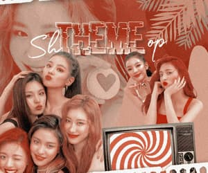 edit, kpop, and itzy image