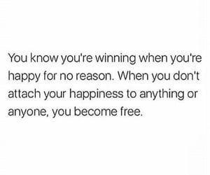 bitch, free, and happiness image