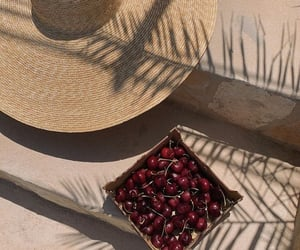 beige, cherries, and ibiza image