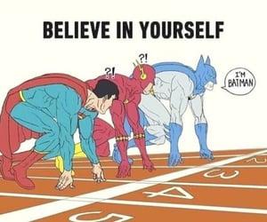 batman, flash, and superman image