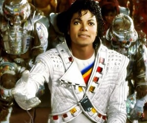 80s, disney land, and king of pop image