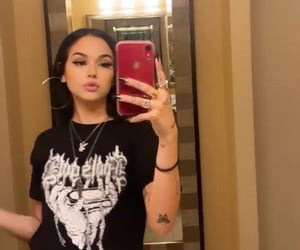 icon, maggie lindemann, and girls image