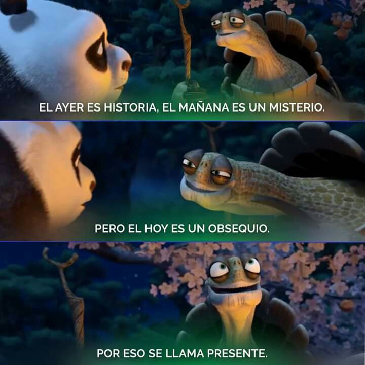 Kung Fu Panda Discovered By Nix On We Heart It