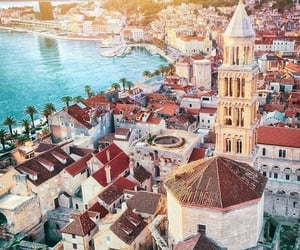 beautiful, Croatia, and europe image
