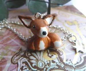 etsy, unique gifts, and handmade fox image