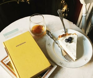 beautiful, books, and cafe image