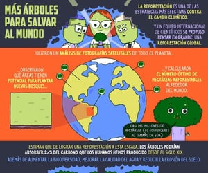 medio ambiente, pictoline, and cambio climatico image