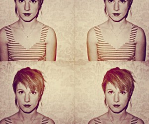 blue, girl, and hayley williams image