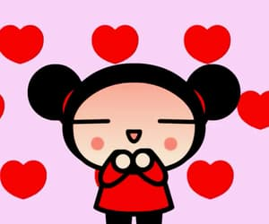cartoon and pucca image