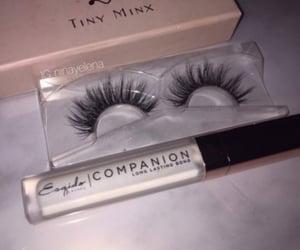 lashes, falsies, and tiny minx image