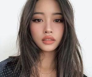 aesthetics, beautiful, and makeup image