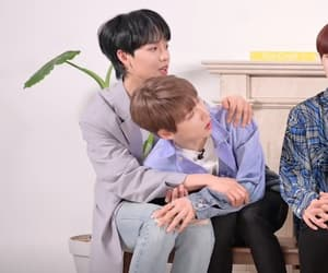 youngmin, woong, and ab6ix image