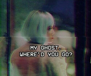 halsey, ghost, and grunge image