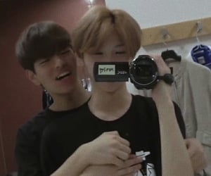 stray kids, kim seungmin, and felix image