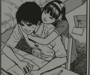 ito junji, tomie, and manga aesthetic image
