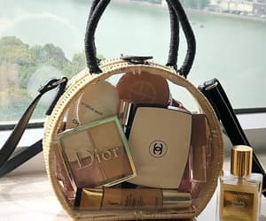 bag, brands, and chanel image
