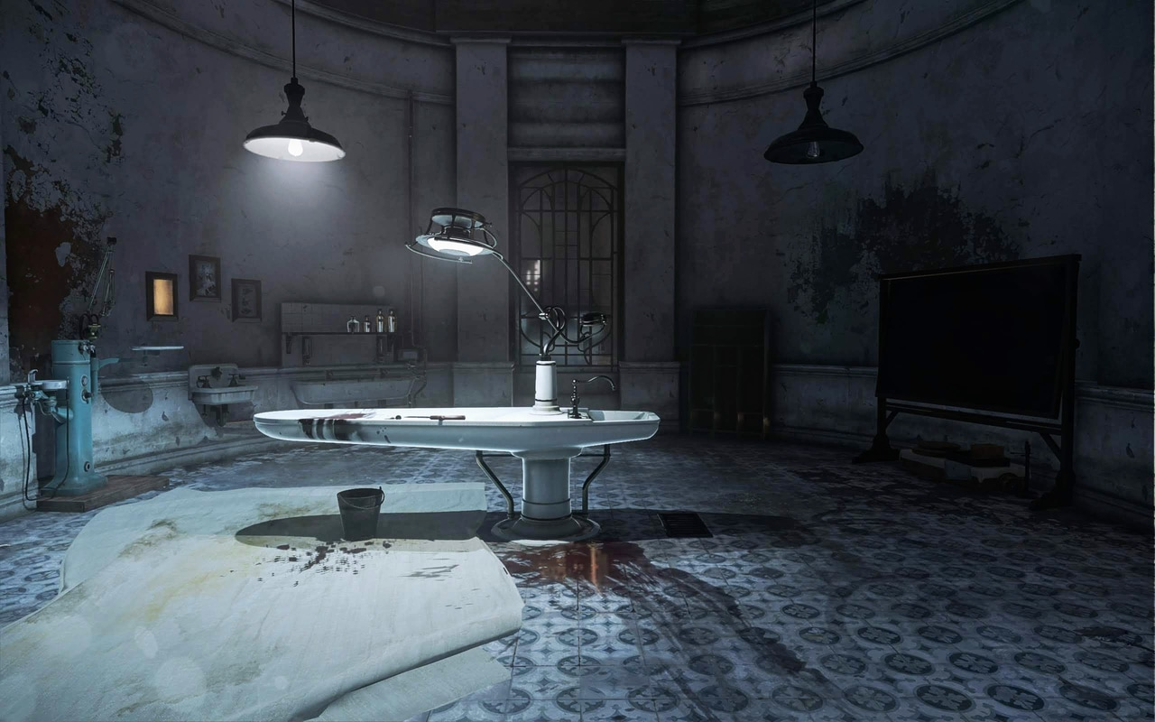 clinical, table, and dishonored image