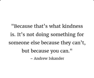 kindness and be kind image