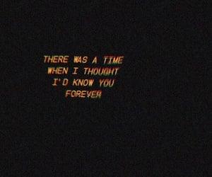 quotes, black, and sad image