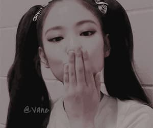 gif, jennie theme, and icon image