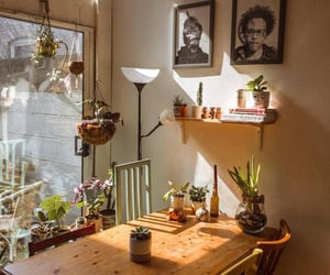 apartment, interior design, and morning image