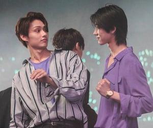 boy, jun, and kpop image