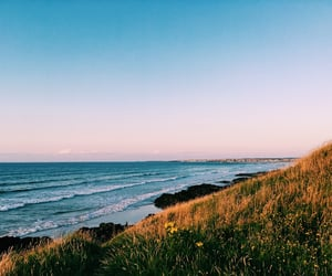 aesthetic, coast, and natural image