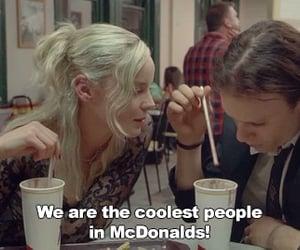 McDonalds, candy, and grunge image