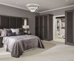 luxury bedrooms, kitchen tiles, and bespoke kitchens image