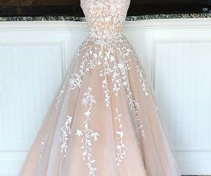 dresses, prom dresses, and wedding dress image