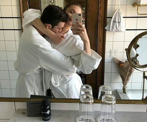 couple, Relationship, and love image