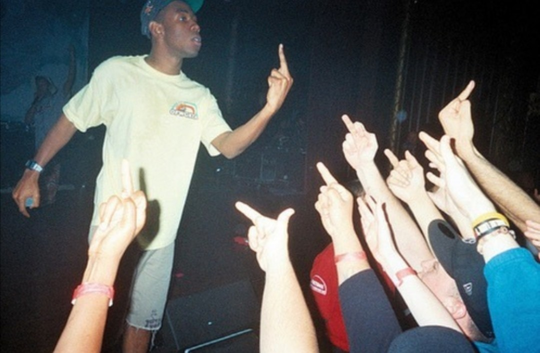 tyler the creator, ofwgkta, and concert image