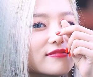 yeeun, kpop girls, and clc image