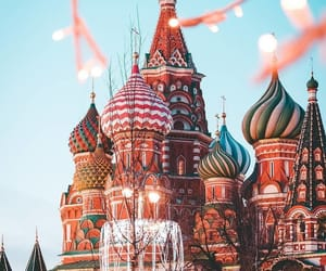 architecture, city, and kremlin image