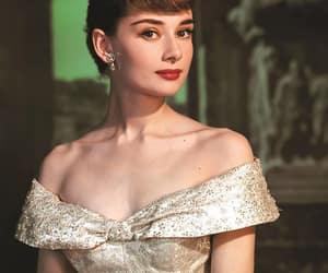 audrey hepburn, vintage, and actress image