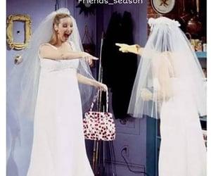 brides, friendships, and monica geller image