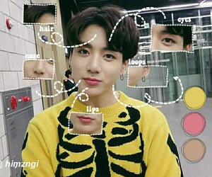 anatomy, jungkook bts, and kpop image