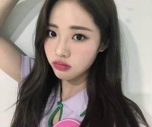 fromis_9 and jiwon image