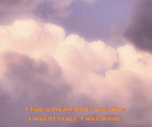 clouds and quotes image