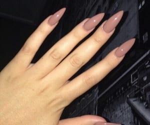 manicure, nail art, and nails image