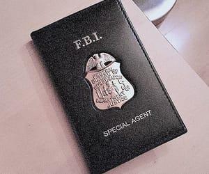 fbi and police image