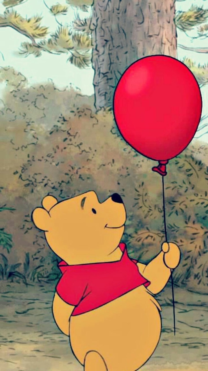 Winnie Pooh Shared By Yanina On We Heart It