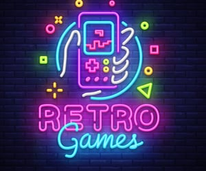 games and retro image