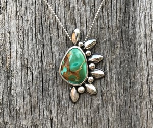 etsy, southwestern style, and one of a kind jewelry image