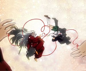 akai, end, and red image