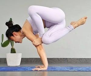 yoga and acro image