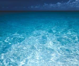 sea, beach, and beautiful image