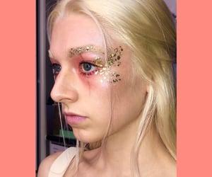 euphoria, makeup, and hunter schafer image
