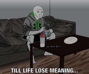 lol, meme, and sad but true image