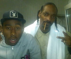 snoop dogg and tyler the creator image